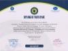 Diplomă de participare
