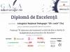 Diploma de execelenţă - Gala Premiilor în Educaţie 2017