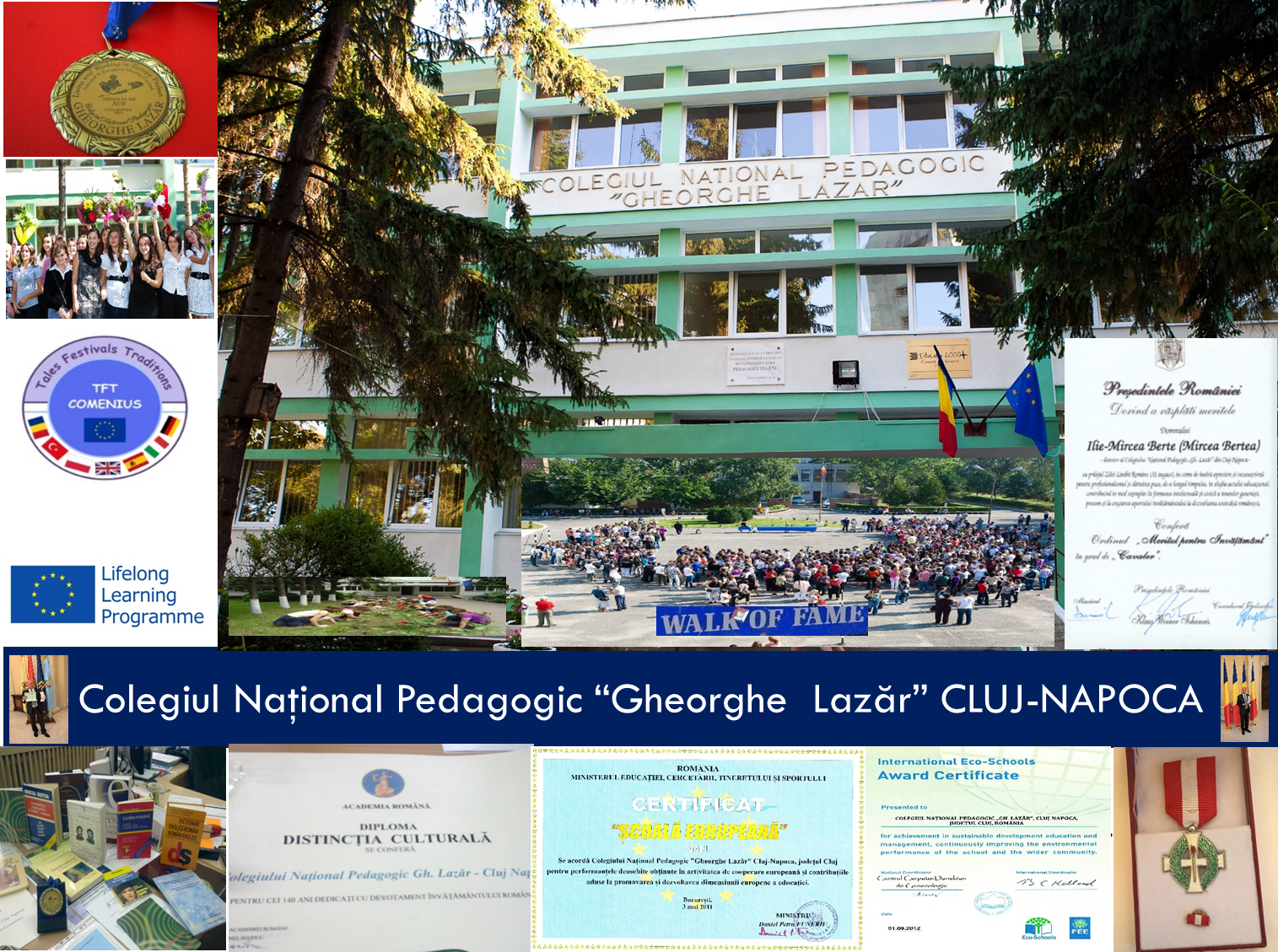 Colegiul Pedagogic Gheorghe Lazar